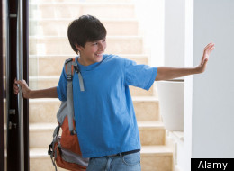 How To (Peacefully) Get Your Kids Out The Door