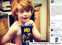 William Shatner Helps Boy With Autism Find 'Star Wars' Kraft Dinner