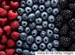 Manger des petits fruits peut vous aider à perdre du poids