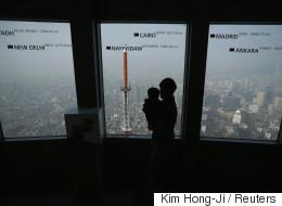 한국 미세먼지 농도는 OECD 7위다