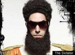 Sasha Baron Cohen Dictator