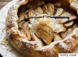 Συνταγή για «μεθυσμένη» μηλόπιτα