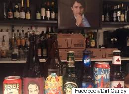 Canadiana Puked All Over This NYC Bar