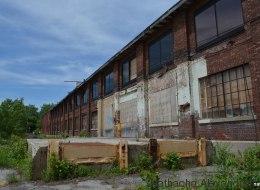 Des ruines du passé au Bâtiment 7