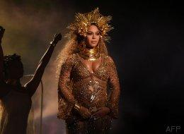 El detalle egocéntrico que nadie notó en este vestido de Beyoncé
