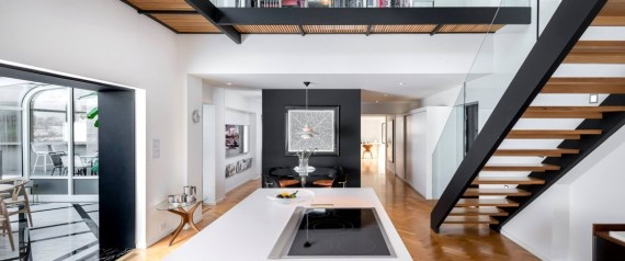 La plus belle unit d 39 habitat 67 est vendre pour 1 3 for Habitat 67 interieur