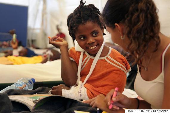 haiti unicef