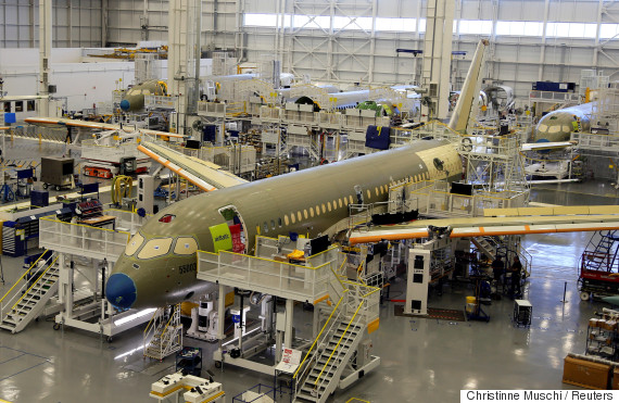 Bombardier Bizjet Deliveries Down 18% in 2016