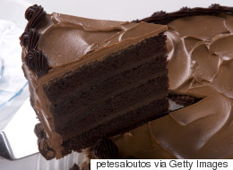 Kindergarten Teacher's Executive Order: NO MORE CHOCOLATE CAKE