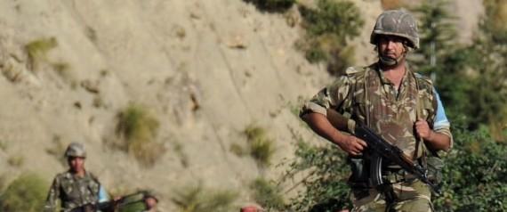 ALGERIA SOLDIERS