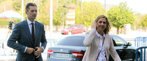PRINCESS CRISTINA SPAIN