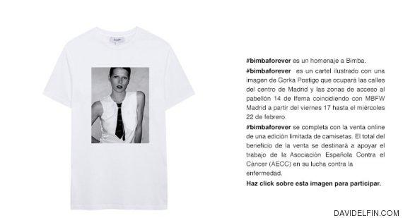 camiseta bimba