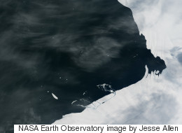 Γιγαντιαίο παγόβουνο, μεγέθους αντίστοιχου του Μανχάταν, αποκόπηκε από την Ανταρκτική