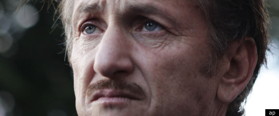 Sean Penn Falklands