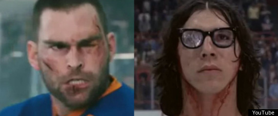 Goon Slap Shot Hockey Movie