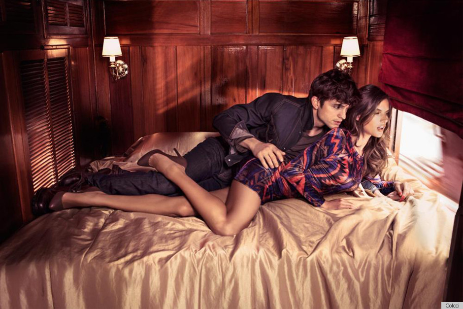 Ashton Kutcher Colcci Ads Pair TV Star With Alessandra Ambrosio