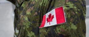 CANADA SOLDIER