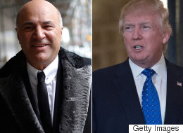 O'Leary Says It's Unfair To Criticize Trump In First 100 Days