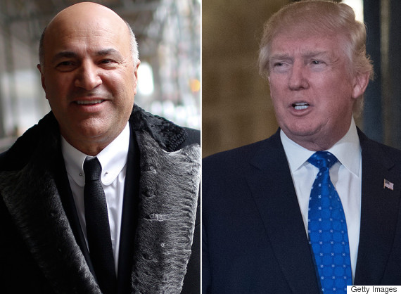 kevin oleary donald trump