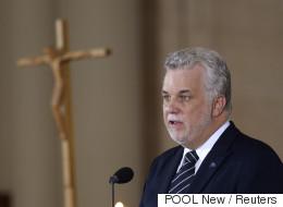 Philippe Couillard ne veut pas débattre du port de signes religieux