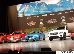 L'AJAC couronne la Volkswagen Golf Alltrack et le Subaru Forester