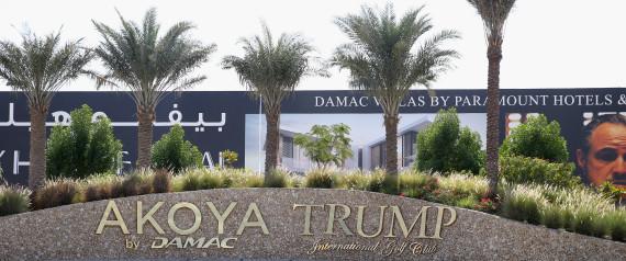 GOLF TRUMP DUBAI