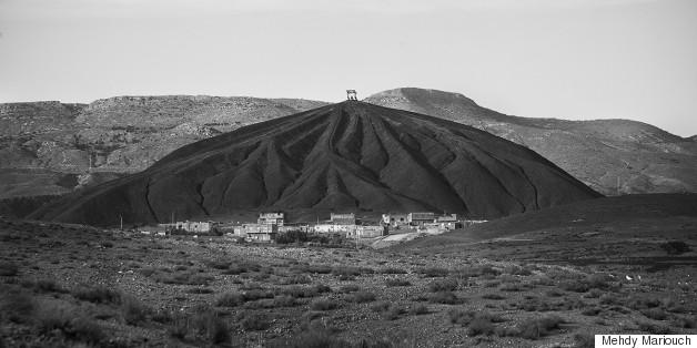 montagne à jerada