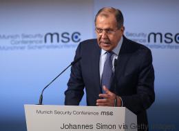 Russischer Außenminister Lawrow wirbt für