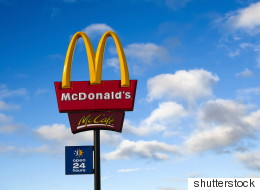 Το λογότυπο των McDonald's έχει ένα ένοχο μυστικό