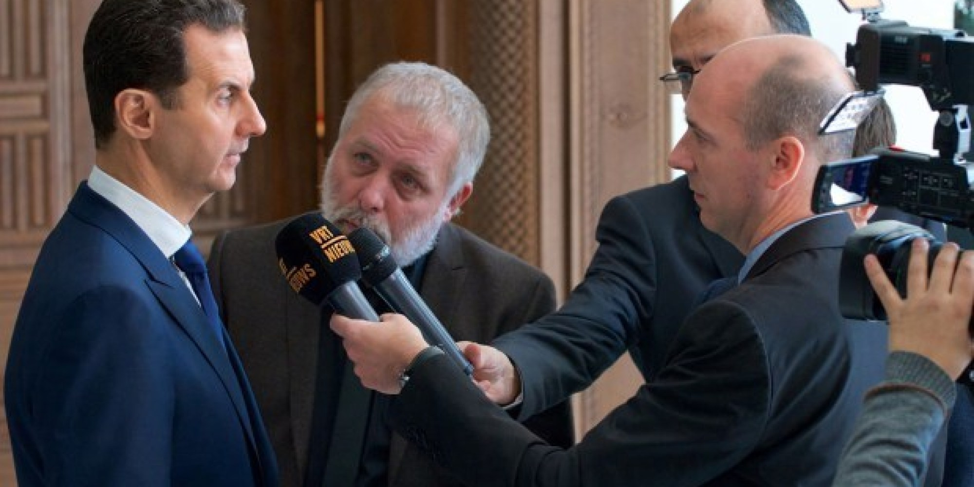 سفاح سوريا يقتل الشائعات! عادل الحلبي
