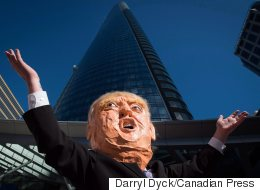 Vancouver's Trump Tower Has Become A Symbol Of His Controversies