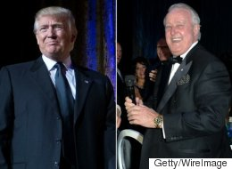 Brian Mulroney Serenades Trump At Fundraising Gala