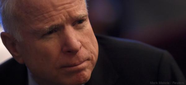 John McCain - Donald Trump mächtigster Gegner