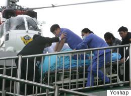 선원 10명이 탄 제주 어선 풍랑에 침몰했다