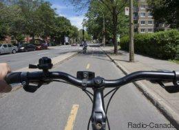 Il y aura une nouvelle piste cyclable nord-sud à Montréal