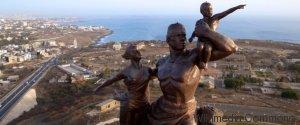 MONUMENT RENAISSANCE AFRICAINE SENEGAL