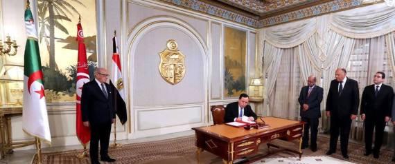 BCE LIBYE
