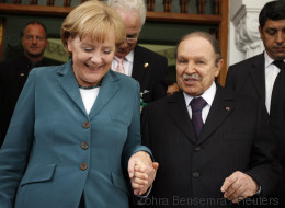 Algerische Regierung sagt Merkel-Empfang kurzfristig ab