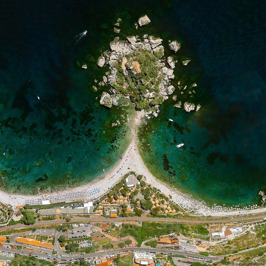 isola bella e taormina