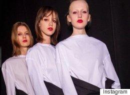 Hussein Chalayan entre Grèce et paillettes à la Semaine de mode de Londres