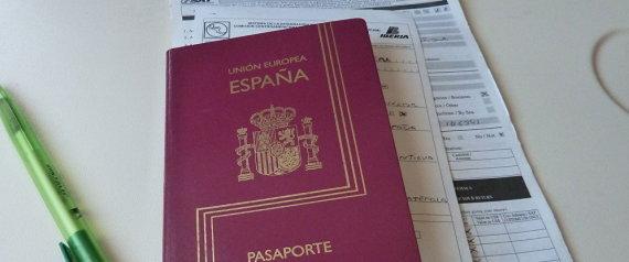 SPANICH PASSPORT