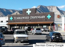 Colorado Town Is Getting A Drive-Through Weed Store
