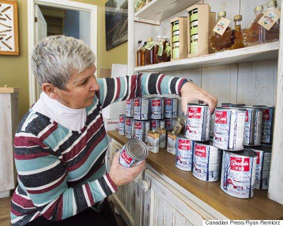 nicole varin maple syrup