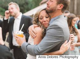 17 photos de mariage qui vous rendront émotif