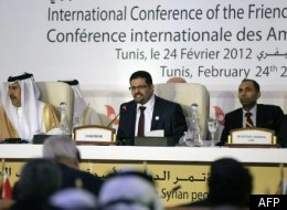 Conference Internationale Syrie