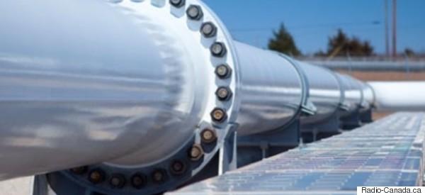 Déversement de pétrole dans le Comté de Strathcona : le BST enquête
