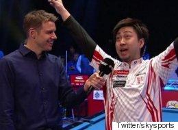 한 일본 당구 선수의 인터뷰에 모두가 빵 터졌다