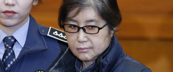 n CHOI SOON SIL large570 - О коррупции в Южной Корее