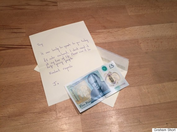 5 pound bill
