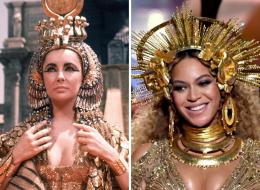 هل تعتقد بيونسيه أنها إلهة مصرية قديمة؟.. 9 صور تُظهر هوسَها بالفراعنة